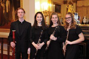 Redbridge Music Service students