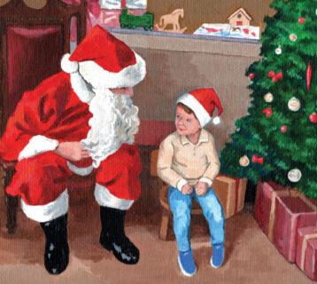 Boy-and-Santa-(3)