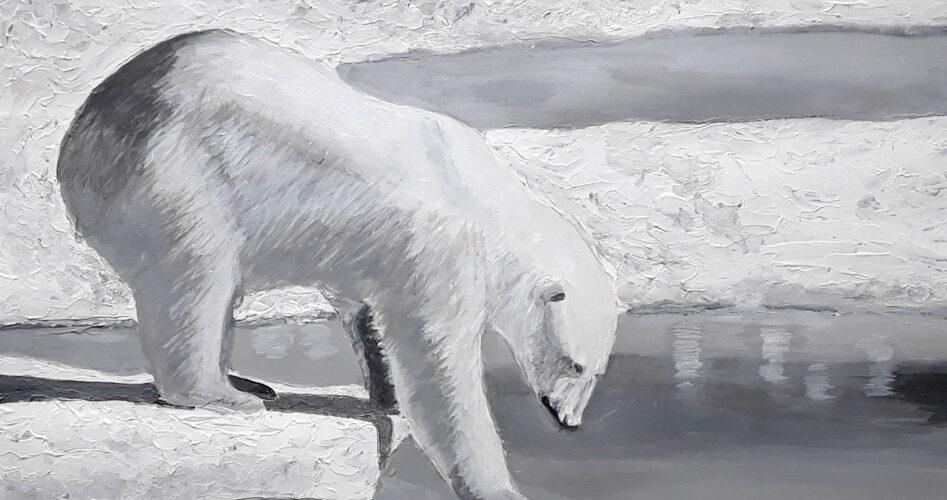 Polar-Bear-(Monochrome)